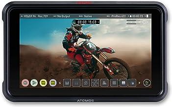Atomos Ninja V Atomos Ninja V 4Kp60 10bit HDR Daylight Viewable 1000nit Portable Monitor/Recorder ATOMNJAV01