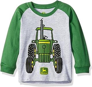 Boys' Toddler Big Tractor Tee