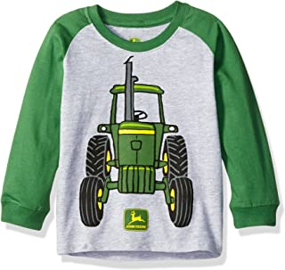 Boys' Toddler Big Tractor Tee
