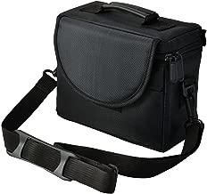 Camera Case Bag for Sony Cyber-shot DSC-H300 HX400VB Bridge Camera  Black