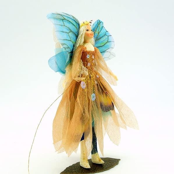 塔西设计手工凯尔特人星尘仙子玩偶