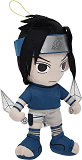 sasuke plush doll