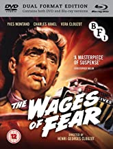 The Wages of Fear (DVD + Blu-ray) [1953]