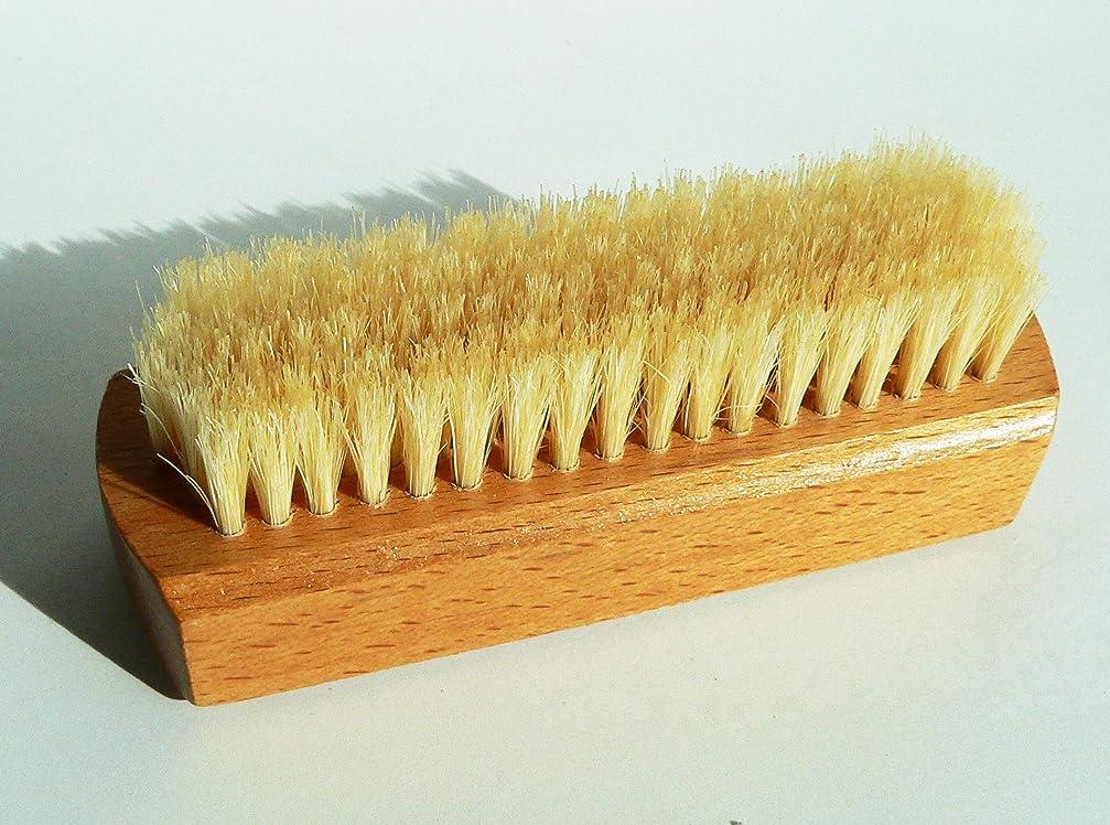 オフェンス技術洞察力のある浅草の老舗ブラシ専門店の 爪磨き ネイルブラシ (単品)