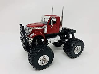 New-Ray 1:43 Scale International Lonestar Monster Truck (Working Suspension)