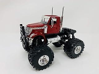 New-Ray 1:43 Scale International Lonestar Monster Truck (Working Suspension)