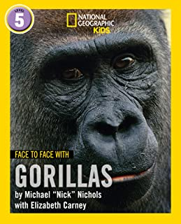 Face to Face with Gorillas: Level 5
