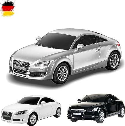 Audi TT – Original ferngesteuertes sous licence véhicule Auto Car dans le modèle échelle : 1