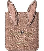 Kate Spade New York - Rabbit Sticker Pocket