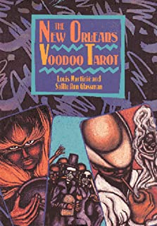 The New Orleans Voodoo Tarot/Book and Card Set (Destiny Books)