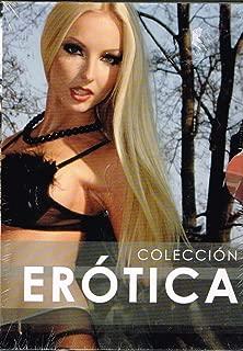 COLECCION EROTICA [3 PELICULAS] 1.-APOSTANDOPOR EL DESEO (NAKED PLAYERS) & 2.-MUJERES INDISCRETAS EL SHOW (SCANDAL ON THE OTHER SIDE) & 3.-LA VELOCIDAD DEL DESEO (THRUST). [NTSC/DVD REGION 1 & 4. Import-Latin America].