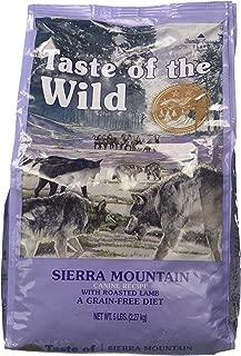 Sierra Mountain Dog Food