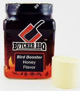 Butcher BBQ Bird Booster Honey Flavor Barbecue Seasoning Gluten Free   Msg Free