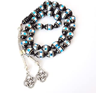 Decoration Ramadan prayer beads home accessories rosary decor gifts muslim indoor outdoor prayers compitable with lantern ...