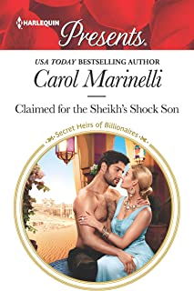 Claimed for the Sheikh's Shock Son (Secret Heirs of Billionaires Book 3713)