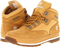 Timberland euro hiker fabric leather wheat + FREE SHIPPING