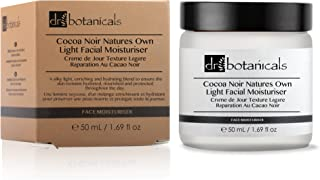 Dr Botanicals Coco Noir Natures Own Light Facial Moisturizer