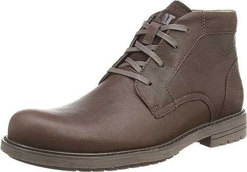 CAT Footwear Brock, Cheville Chaussures lacées Homme