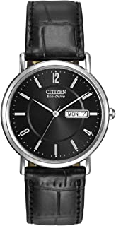 Citizen Watches BM8240-03E Eco-Drive Leather Watch