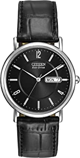 Citizen Men's Eco-Drive Stainless Steel Watch with Date, BM8240-03E