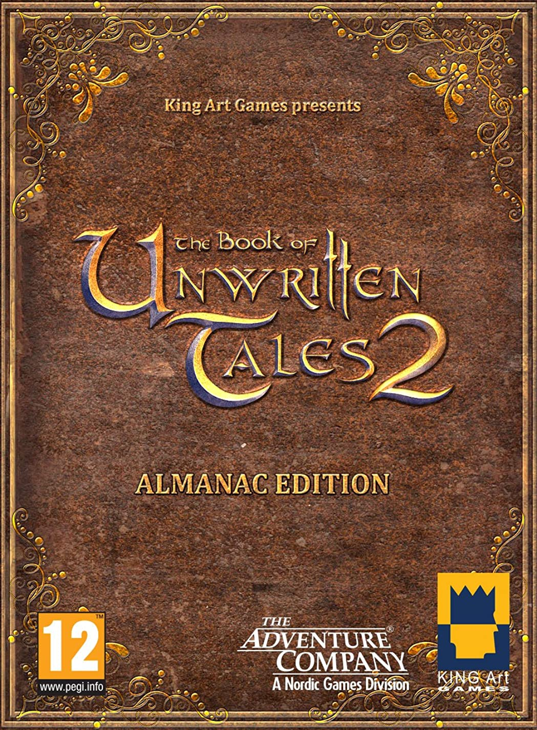 結婚する修正する必要ないThe Book of Unwritten Tales 2 - Almanac Edition (PC DVD/MAC) (輸入版)