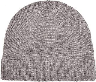EURKEA 100% Merino Wool Beanie Hat Skullies Cap for Men