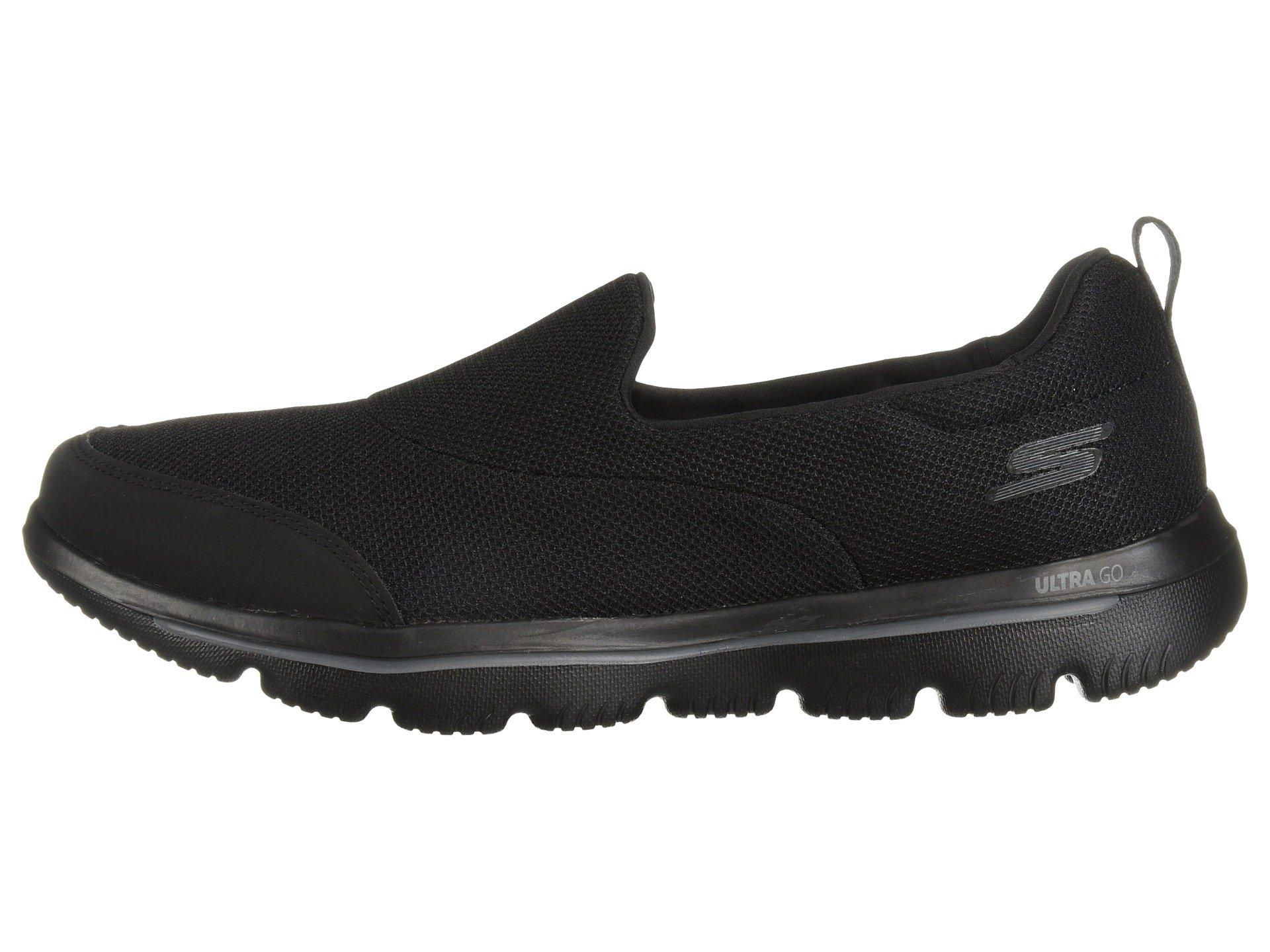Performance Rapids Evolution Ultra Black Skechers Walk Go OqFdOwU