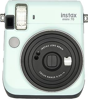 Fujifilm Instax Mini 70 - Instant Film Camera (ICY Mint)