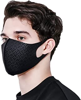 NYBEE Sport UV Protection Reusable and Washable Cooling Scarf Fashion Face Cover Mask for Women, Men, Unisex, Breathable (...