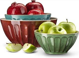 Best nesting bowls ceramic Reviews