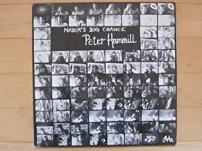 Nadir's Big Chance by Peter Hammill & Van der Graaf Generator. 1975 vinyl LP