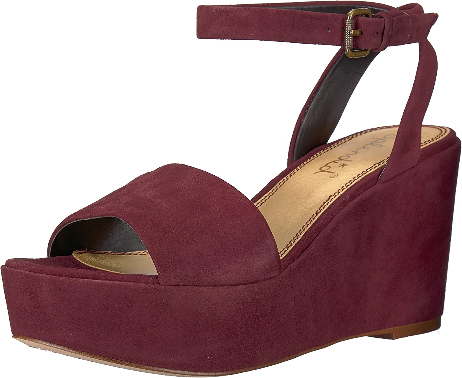 Splendid Womens Felix Wedge Sandal