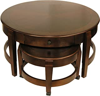 Fairview Game Rooms Contemporary Nesting Coffee Table Set