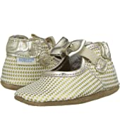 Triangle Print Mary Jane Soft Sole (Infant/Toddler)