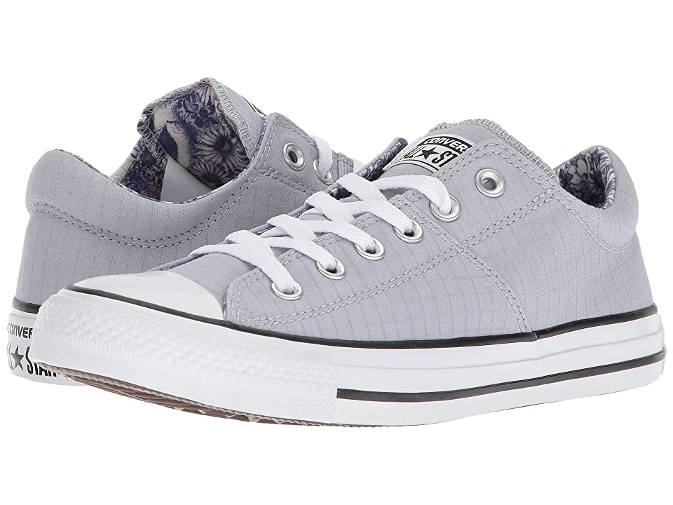 Converse Chuck Taylor(r) All Star Utility Chambray (Wolf Grey/White/Black) Women