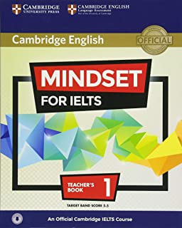 Mindset for IELTS Level 1 Teacher's Book with Class Audio: An Official Cambridge IELTS Course (Modular Ielts Blended Learn...