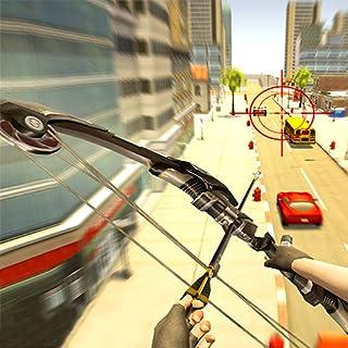 Modern Ninja Assassin Archery Shooting Game