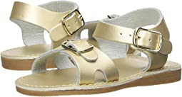 First Steps Classic Double Buckle Sandal (Infant/Toddler)