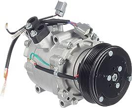 AUTEX AC Compressor & A/C Clutch Replacement CO 10541AC Replacement for Honda Civic 2001 1.7L and Honda Prelude 2.2L 1997 1998 1999 2000 2001# 38810P5M016 57878 77599 6512266 2004913AM