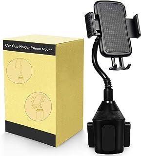 Universal Handyhalterung Auto Getränkehalter Handy KFZ Halterung Halter fürs iphone X XS XR 8 Plus Ultra Lite Pro Samsung,Huawei