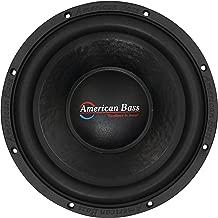 American Bass Usa xD 1222 1000 Watt Max Dual 2Ohm 12 Inch Subwoofer