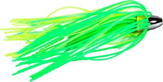 Boone Duster Lures (Pack of 3), Lt. Green Chartreuse