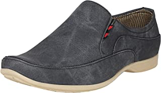Kraasa Men's Synthetic Loafer