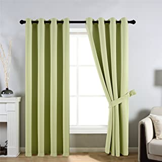 Best fern green curtains Reviews