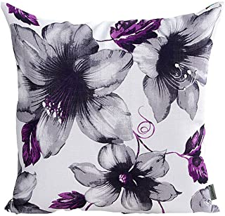 Amazoncom Purple Decorative Pillows Inserts Covers Bedding