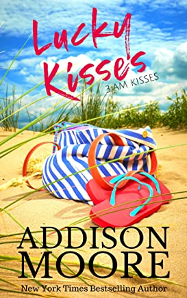 Lucky Kisses (3:AM Kisses Book 12) (English Edition)