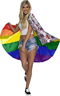 Unisex Reversible Certified Pride Cape