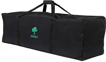 Premium Universal Buggy Kinderwagen Transporttasche, 112x31cm - Leicht Kompakt Wasserdicht 100% Schutz - Aufbewahrungstasche Schutzhülle für Reise, Flugzeug Gate Check oder als Weihnachtsbaum Tasche.
