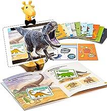 ARpedia - دائرlopالمعارف تعاملی برای کودکان 4-9 ساله - موضوعات STEM - واقعیت افزوده (AR) - 10 کتاب - اسباب بازی یادگیری آموزشی برای کودکان - شامل کتاب رنگ آمیزی AR - شامل پایه قرص