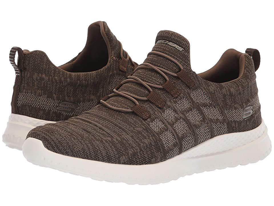 SKECHERS Matera Freymere (Brown) Men